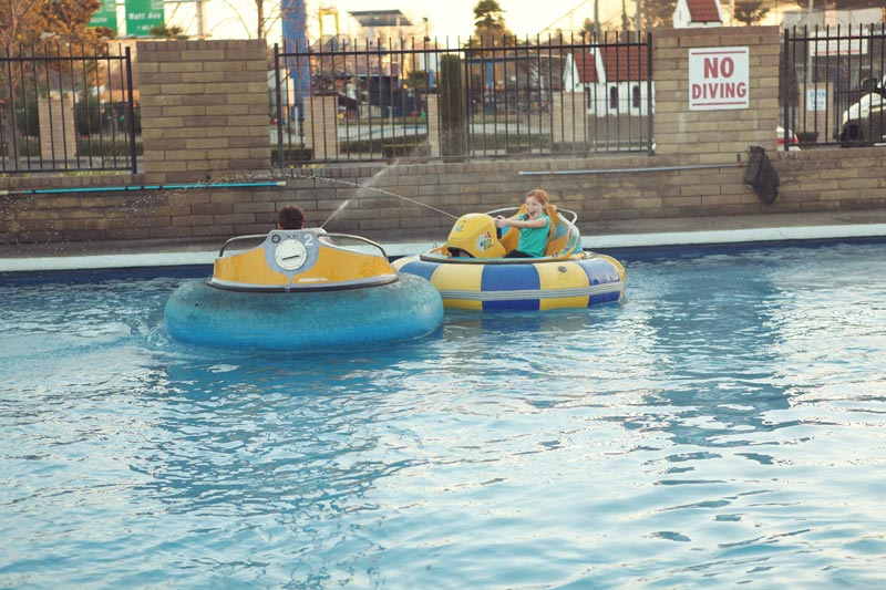 Baltic Sea Bumper Boats